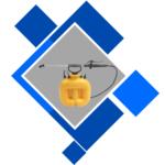 Aspersor Manual Tanque 4 litros